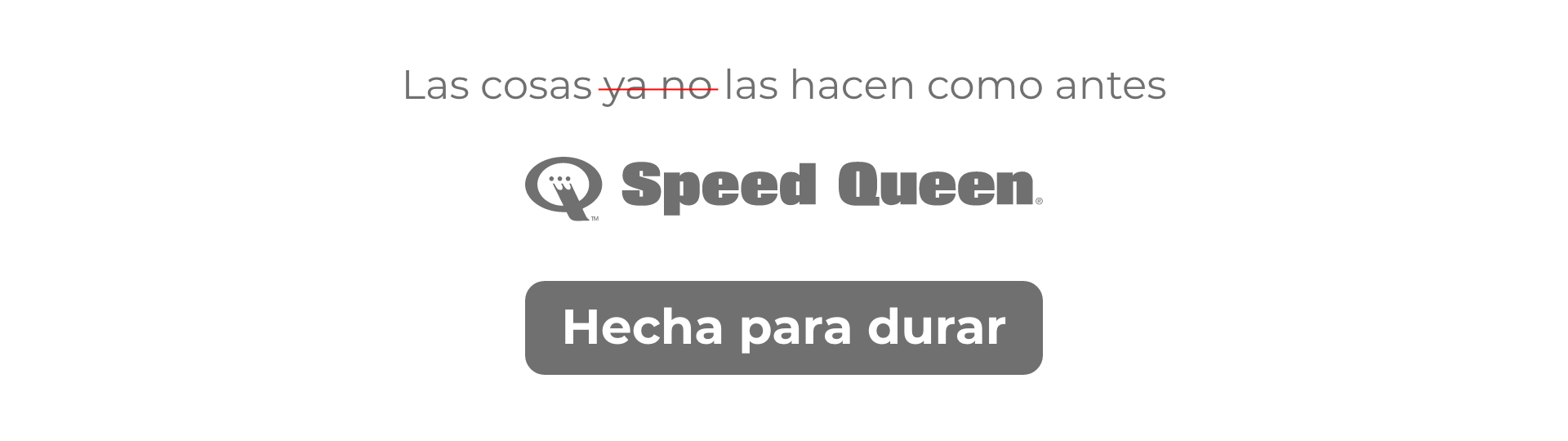 Speed Queen Colombia